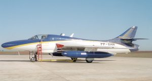Hawker Hunter da Embraer