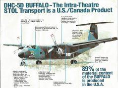 DHC-5D Buffalo
