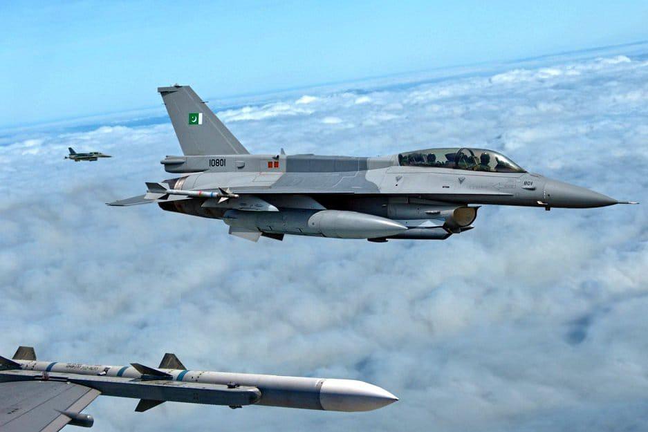 F-16 do Paquistão