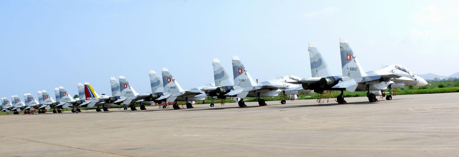 Novos contratos para as Forças Armadas Venezoelanas