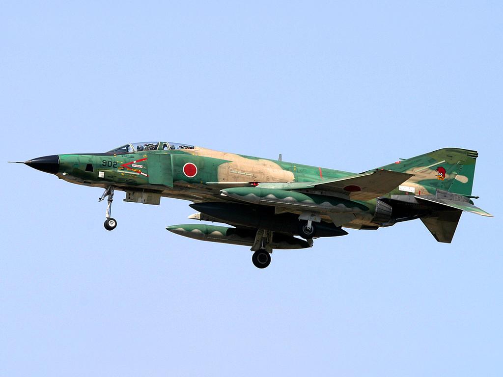 F-4 Phantom Japanese-f-4-phantom-2