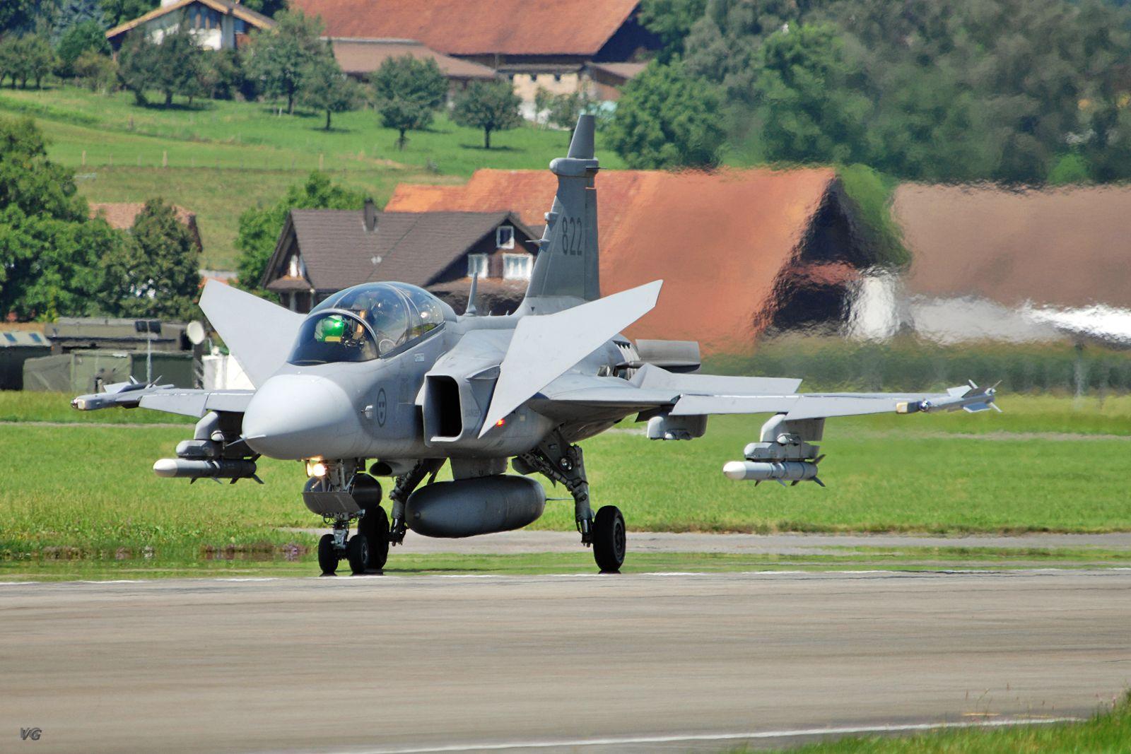 Argentina jamás comprará aviones cazas Gripen NG.