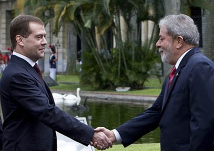 Futuro da Cooperação Russo-Brasileira