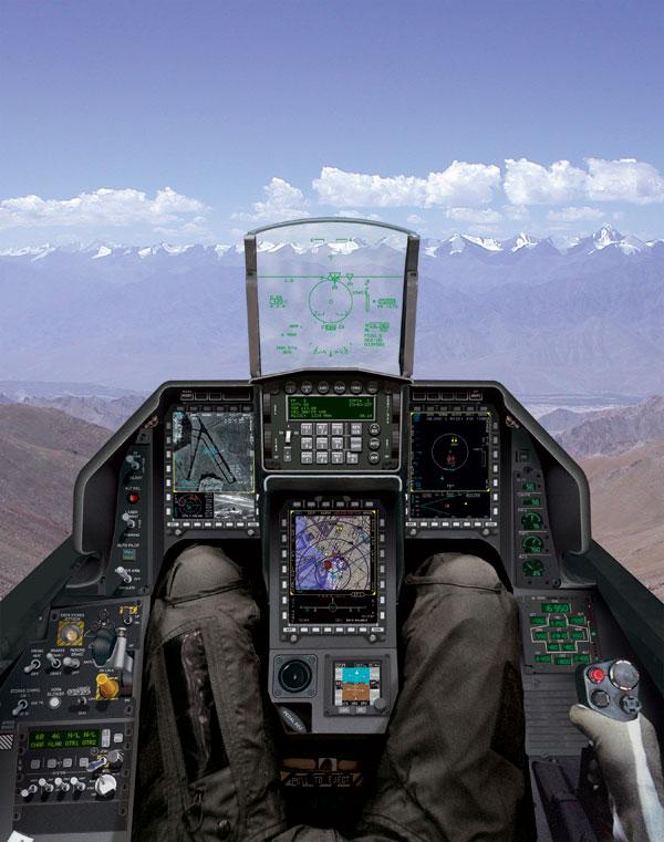 [I] El 'Super Viper': Lockheed F-16IN