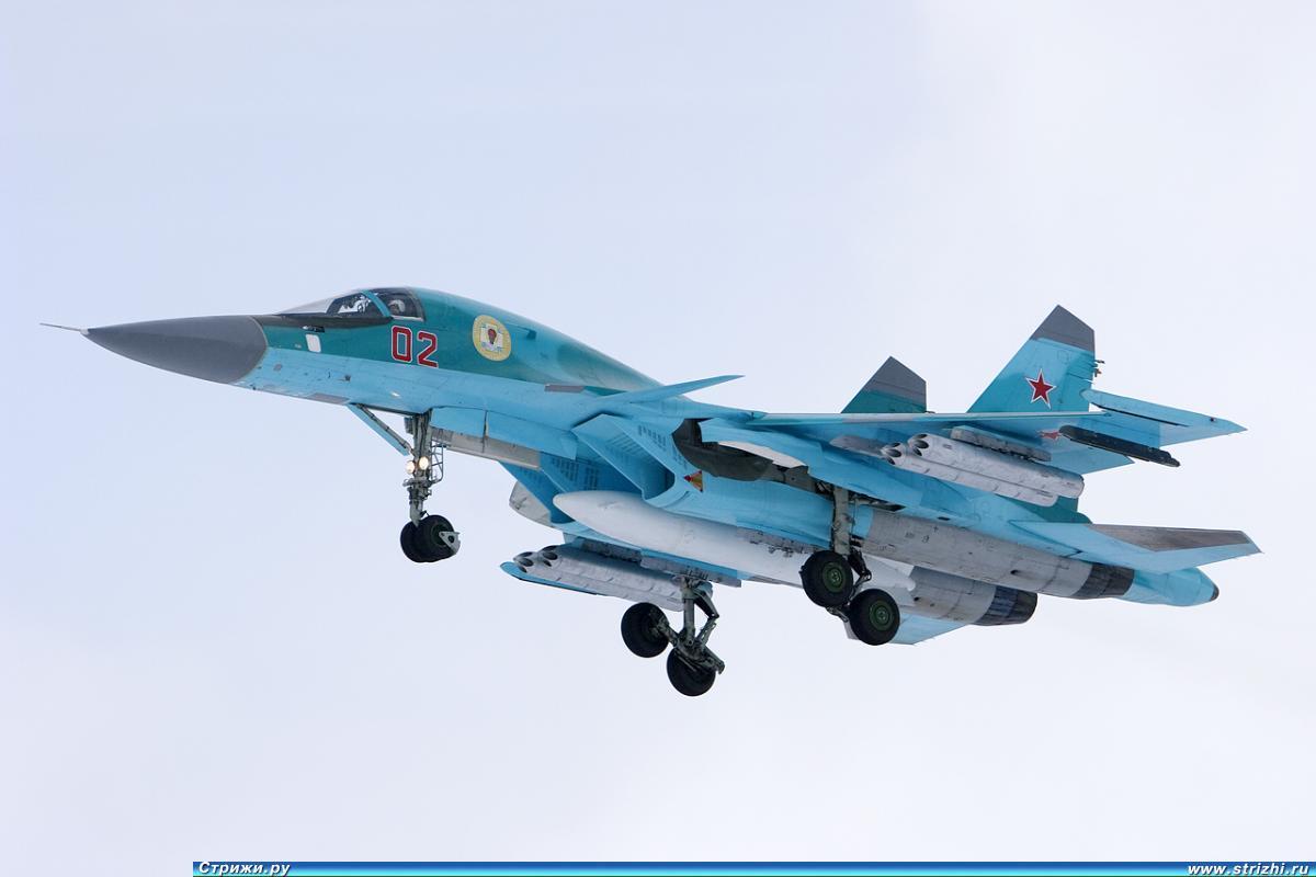 Su 34 (航空機)の画像 p1_19