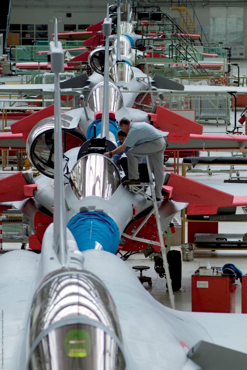 Oferta da Dassault oferece a possibilidade do Brasil alterar o Rafale segundo o seu desejo