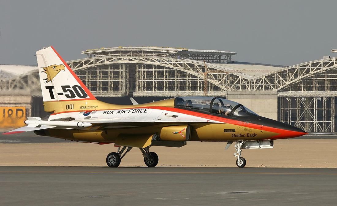 Raytheon oferece radar AESA para os F/A-50 da Coréia do Sul