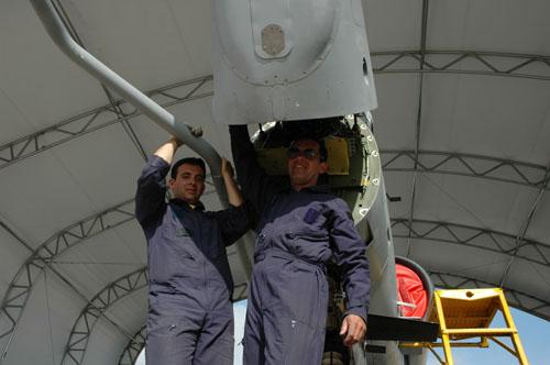 A-4 AR Salitre en 2009 - Foto 2 FAA