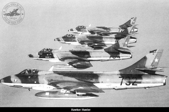 Hawker Hunter - FACH