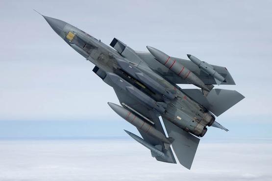 Tornado GR4 - foto RAF
