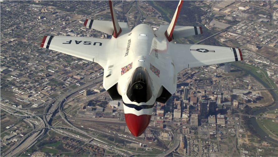 Israel rejeita a proposta de receber 20 caças F-35 de graça