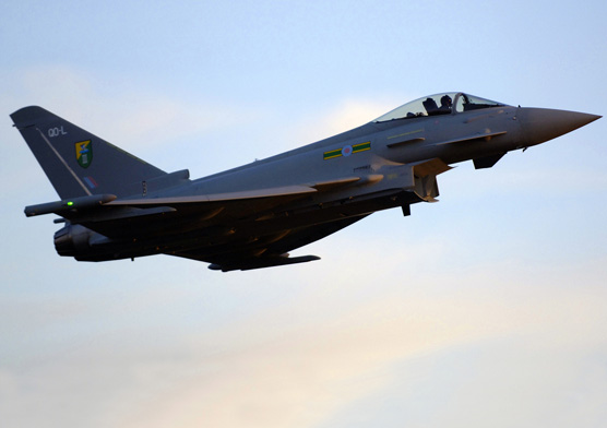 3-Sqn-Typhoon-2 - photo RAF
