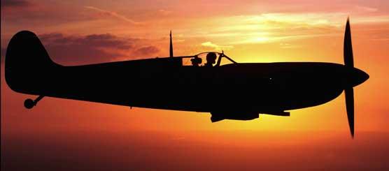 Spitfire - foto RAF