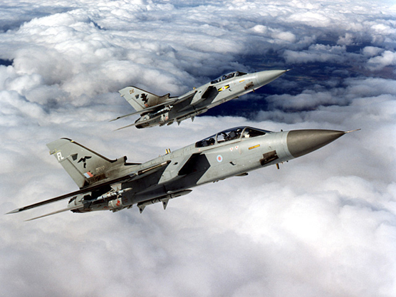 Tornado - photo RAF