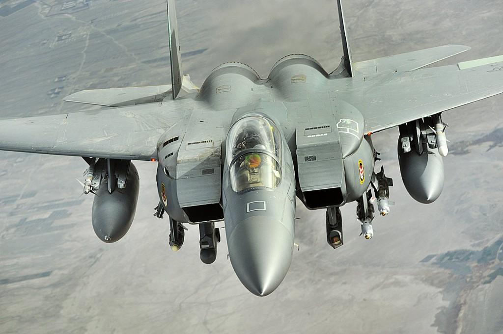 Boeing recebe radar AESA APG-82 para os F-15E Strike Eagle da Força Aérea Estadunidense