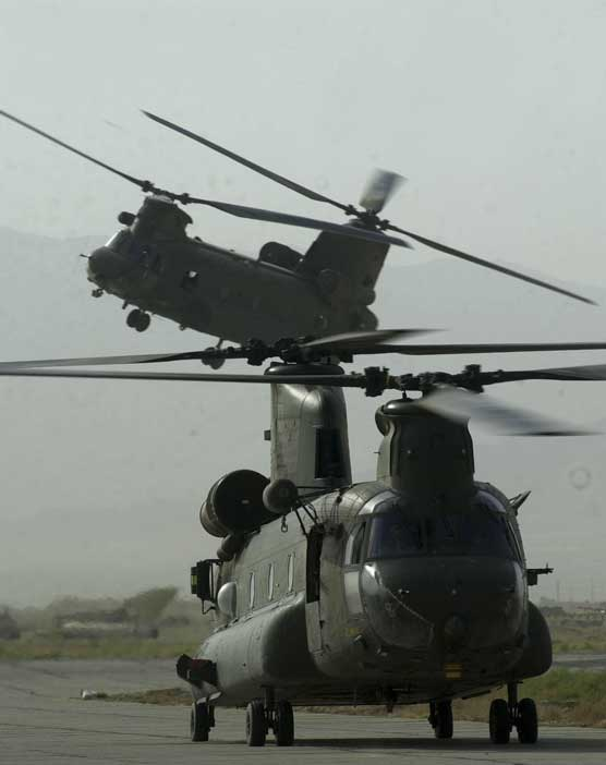 Chinook - foto 2 RAF