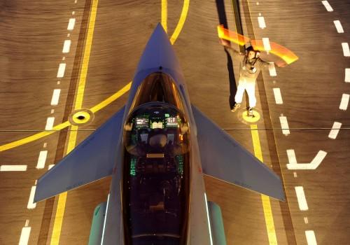 Eurofighter cockpit