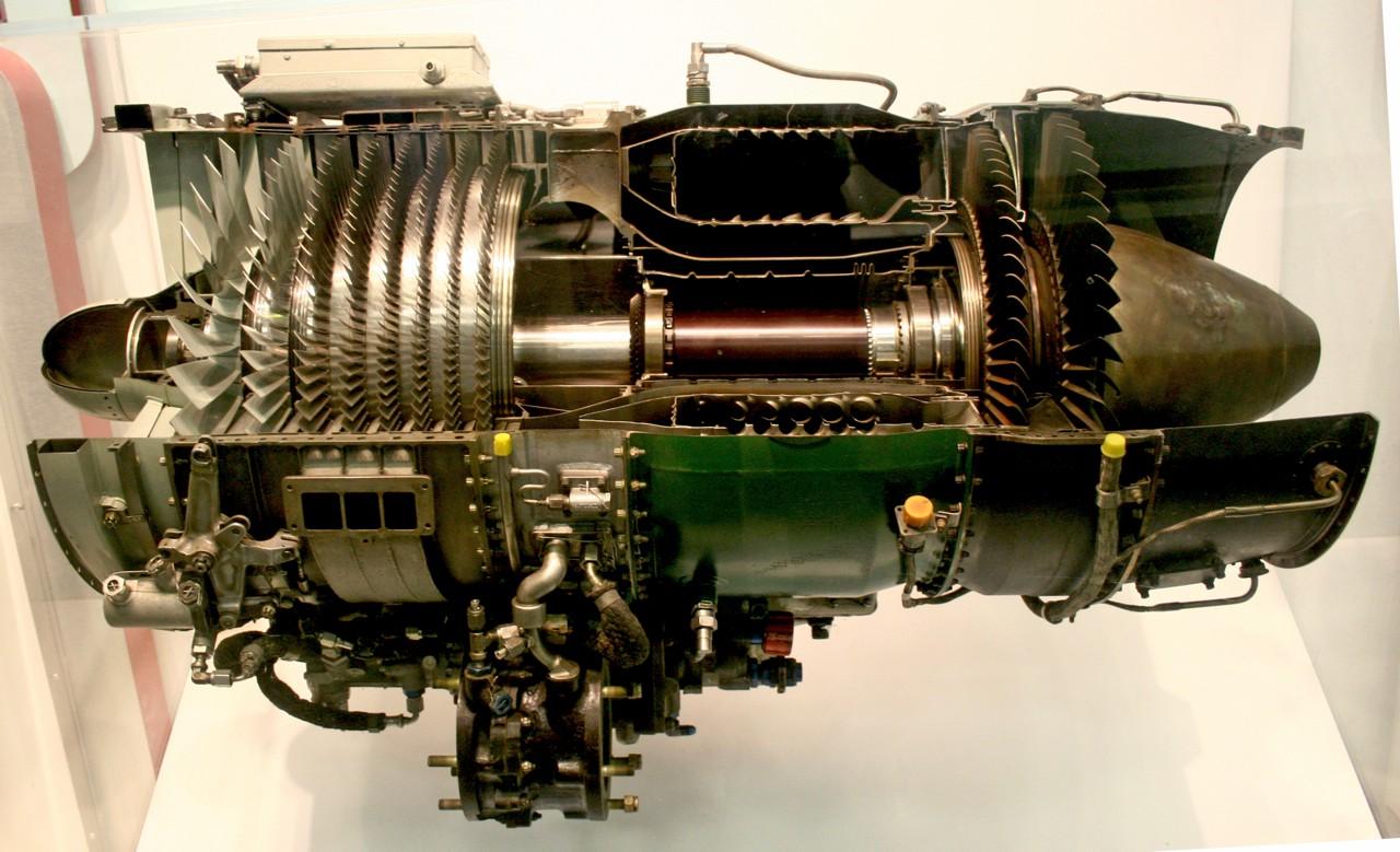 Турбореактивный двигатель своими руками фото