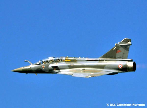 Mirage 2000 link 16 - foto 2 AIA Clermont Ferrand - Armee de lair