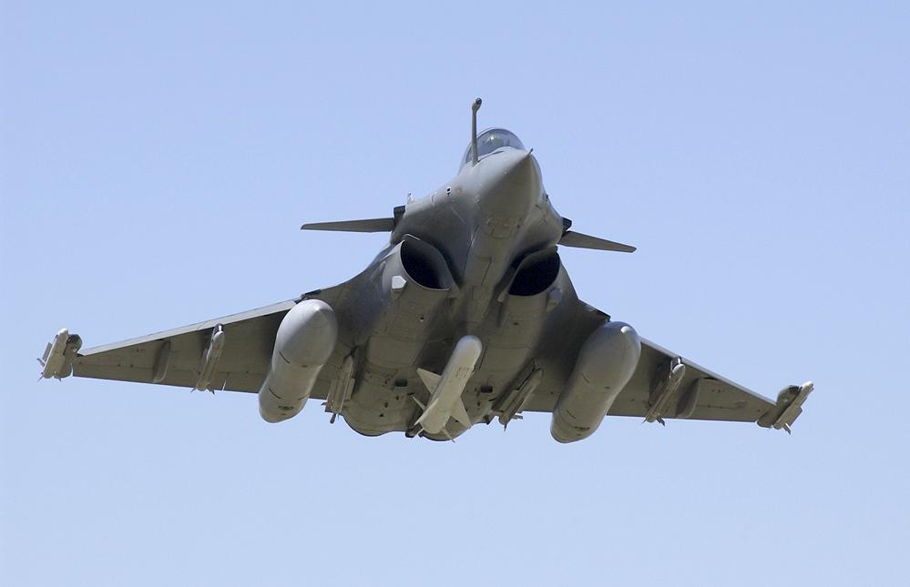Rafale e AM-39 - foto Dassault e MBDA