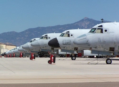 AMARC P-3B Orion for Korea