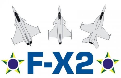 F-X2 logo by www.aereo.jor.br