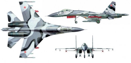 Su-27SKM