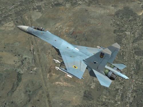 Su-27_Flanker-B