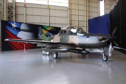 Super Tucano Chile 1