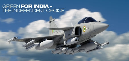 The_independent_choice_Gripen NG India