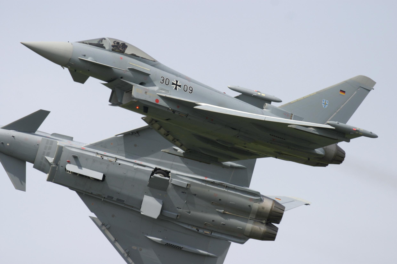 OpEval do Eurofighter - Poder Aéreo - Forças Aéreas e ...
