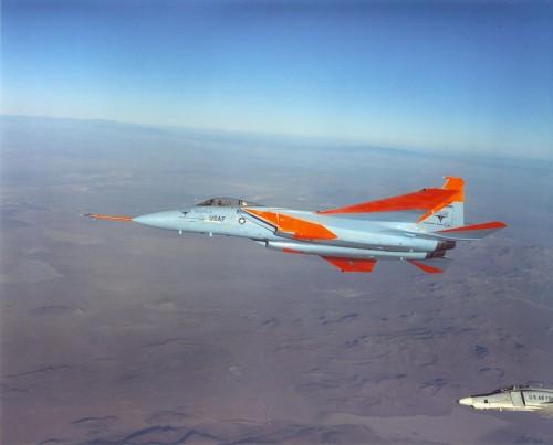 F-15 prototype