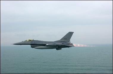 F-16 Itália - foto AMI