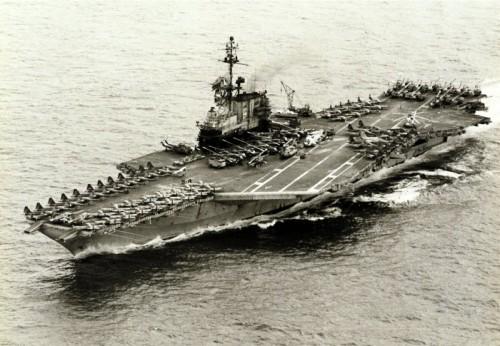 F-5 embarcado 2