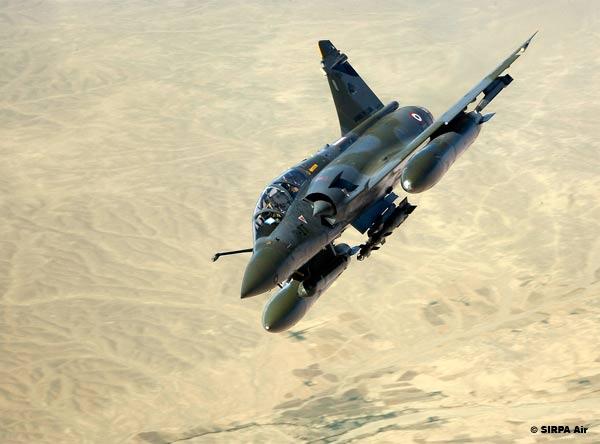 Mirage 2000 D - foto 2 Armee de lair