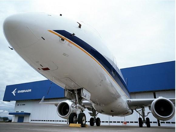 E-jet - foto Embraer