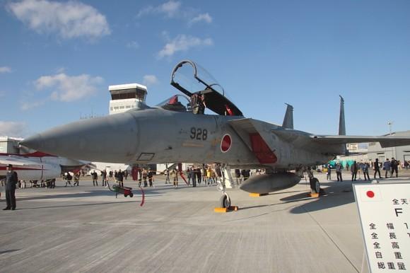F-15J ASDF FLIR 2