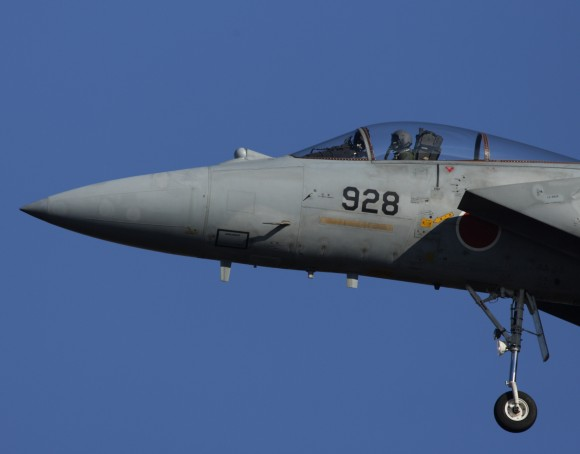 F-15J ASDF FLIR 4