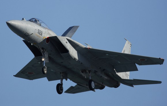 F-15J ASDF FLIR 5