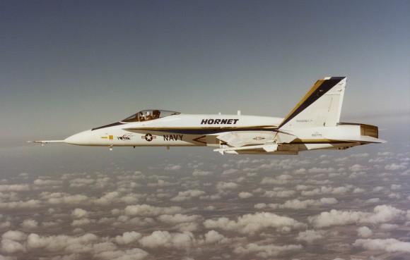 FA-18 Hornet prototipo