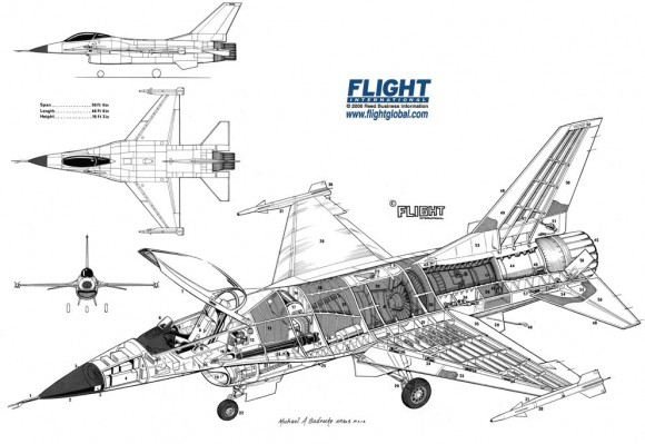 Lockheed-YF-16
