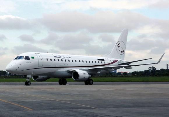 Petro Air ERJ-170