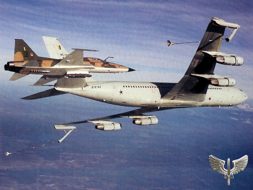 BOEING-KC-137 - FOTO FAB