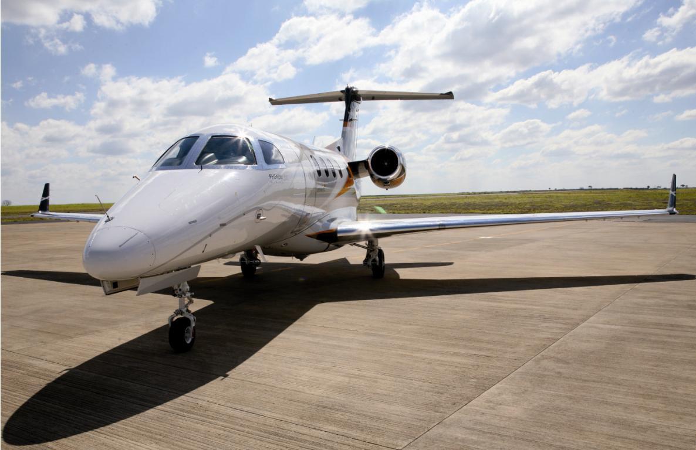 Phenom 300 - foto Embraer
