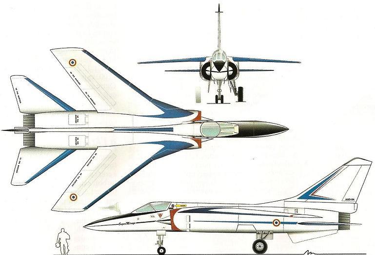 Super Mirage-1
