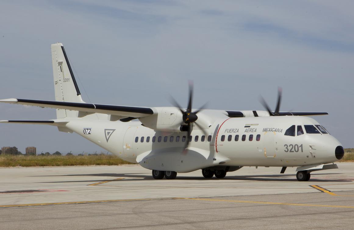 C-295 Força Aérea Mexicana - foto EADS