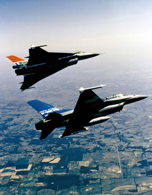 F-16XL - 5