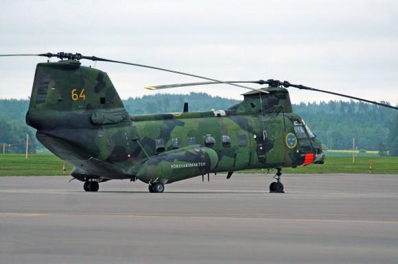 HKP 4 - Boeing Vertol 107 - CH46 Sea Knight