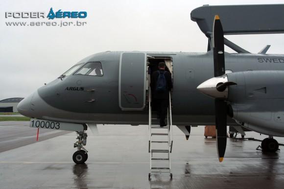 Saab 340 AEW&C - 4