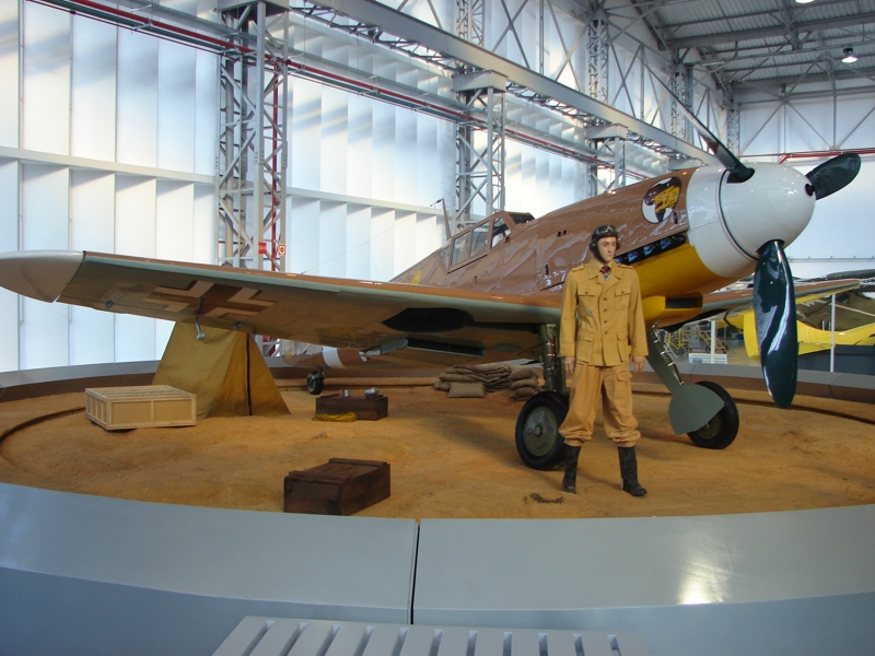 museu_TAM Bf109
